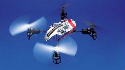 Blade mQX Quadrocopter Horizon RTF